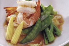 Vegatables Shrimp