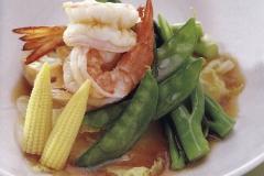 Vegatables Shrimp